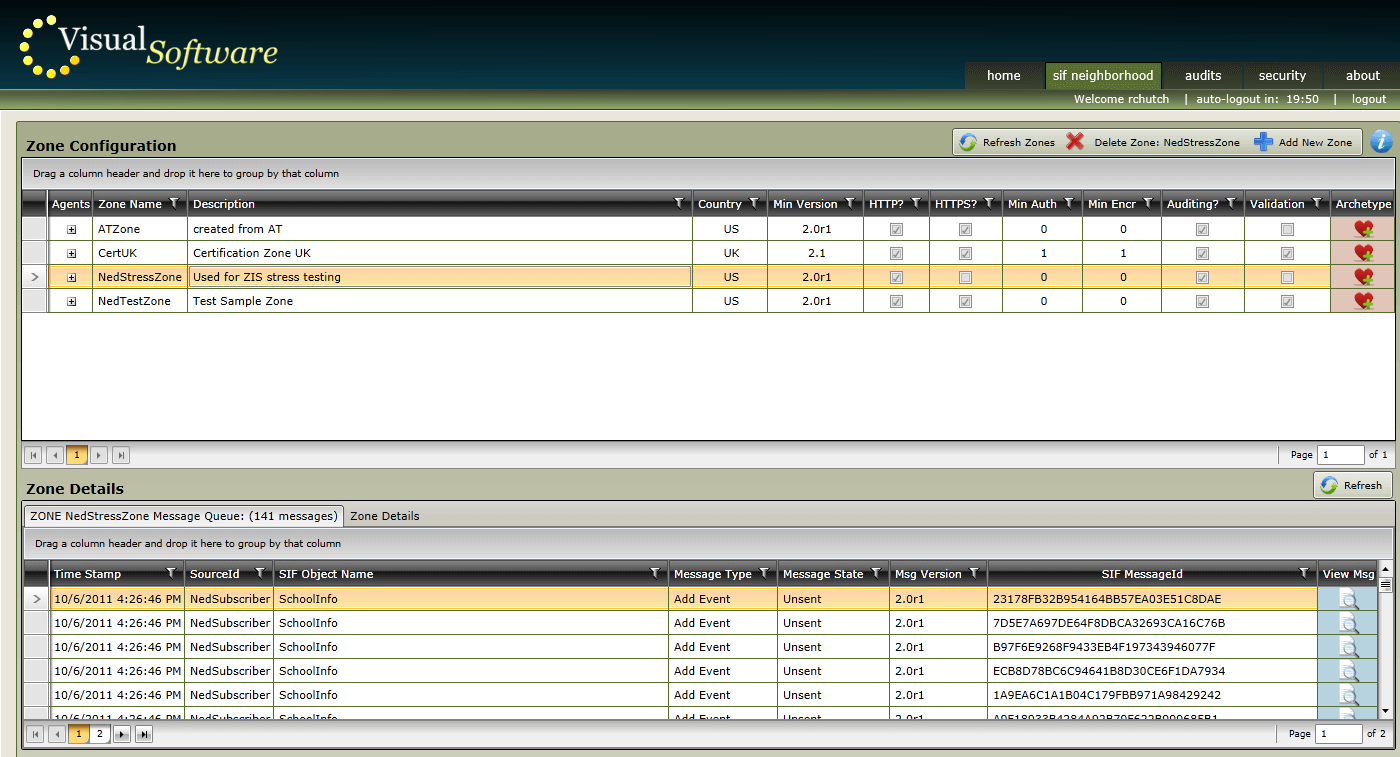 ZIServerV7 01 - ZIServer - High-Speed Message Broker / Switch