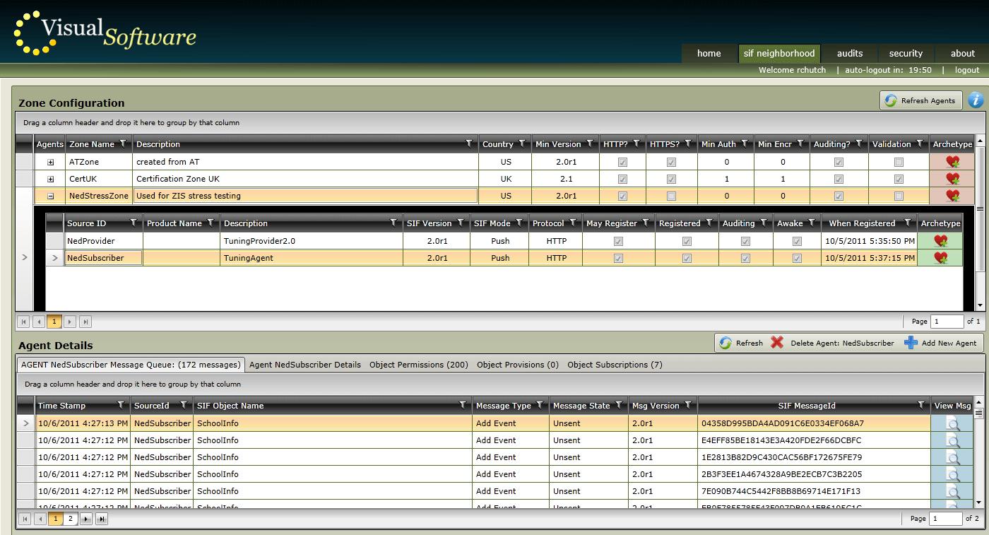 ZIServerV7 03 - ZIServer - High-Speed Message Broker / Switch