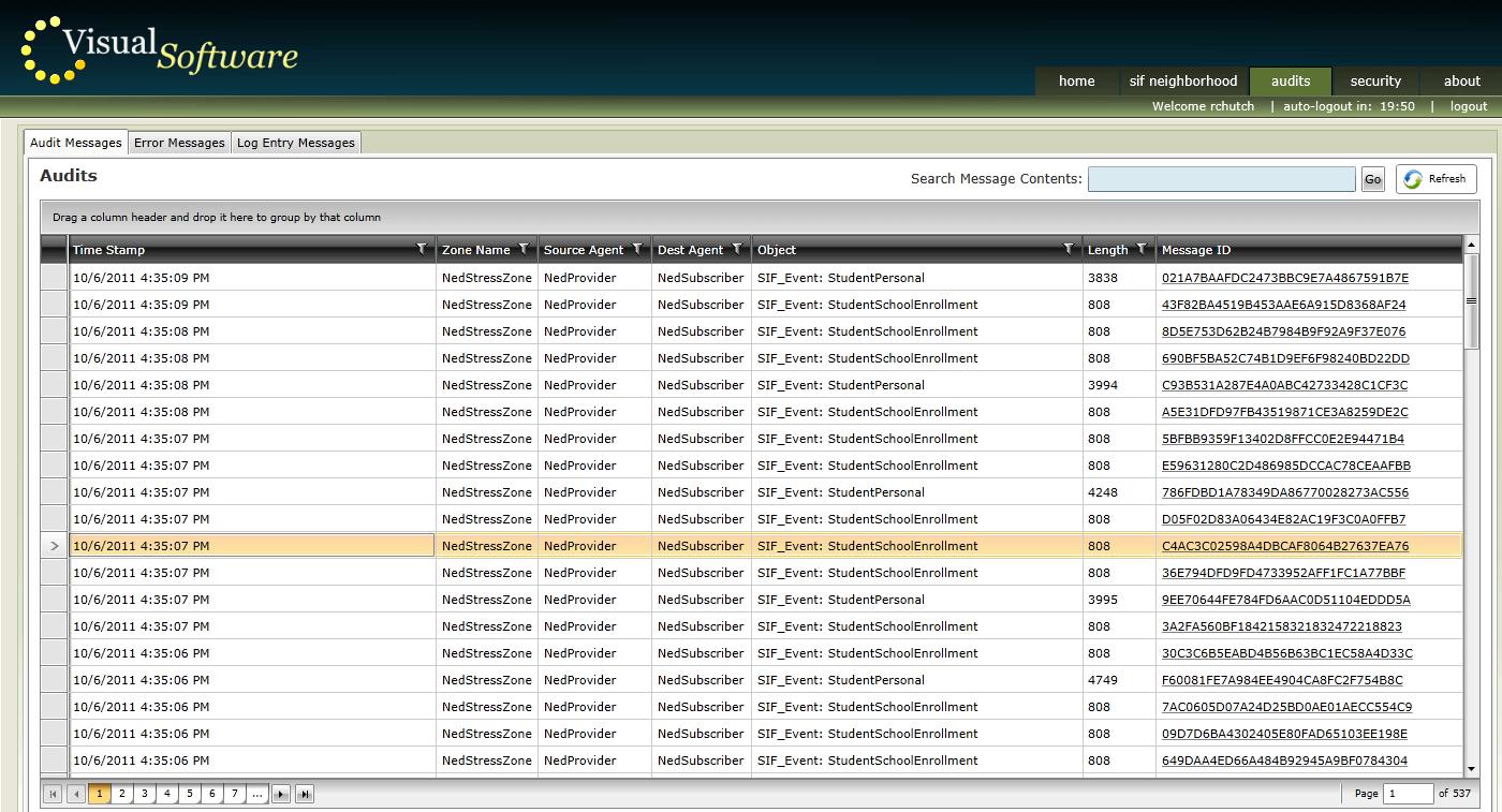 ZIServerV7 06 - ZIServer - High-Speed Message Broker / Switch